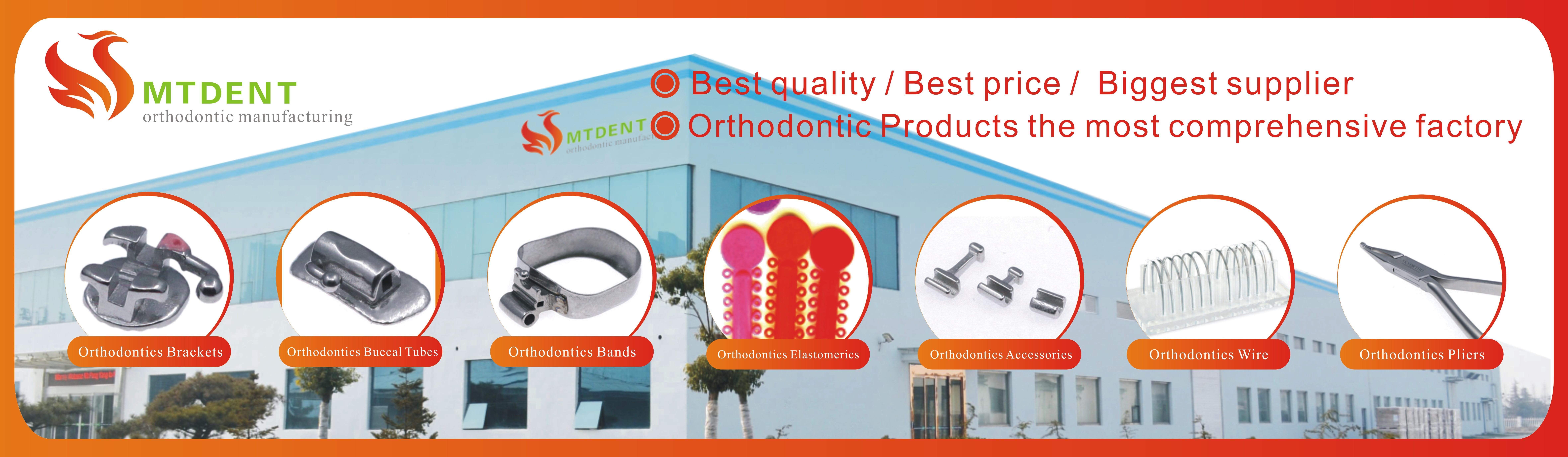 Funing Mtdental Factory - orthodontics brackets, orthodontics bands