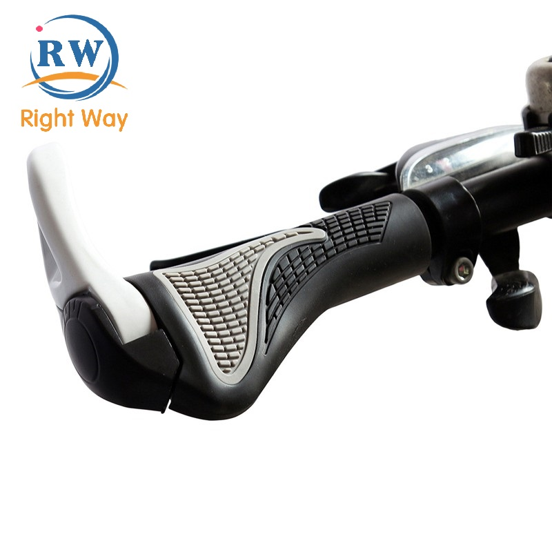 OEM Service Cheap Good Quality TPR Rubber Bicycle Handlebar Grips