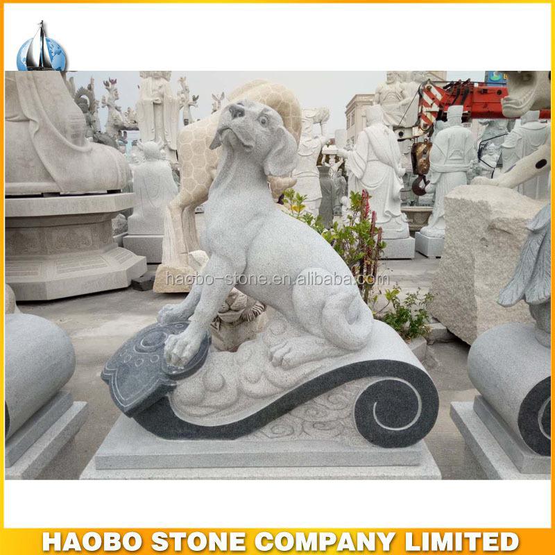 Manufacturer foo dog statues foo dog statues wholesale for White garden rocks for sale