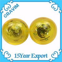 Gravim LED light electric toy Ball