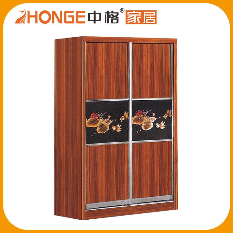 Modern Home Sliding Door Wooden Almirah Designs - Buy Sliding Door ...