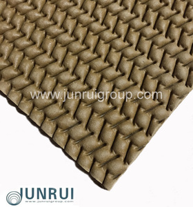 Best quality recycled carpet rubber underlay