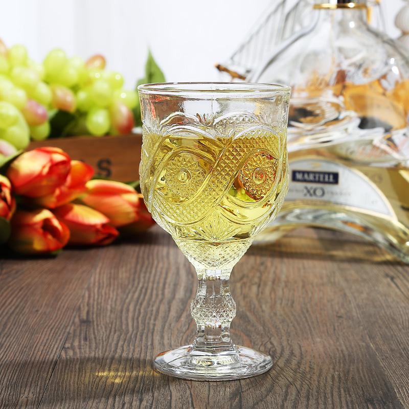 F brica al por mayor de cristal copa de vino copa cristal - Fabricantes de cristal ...