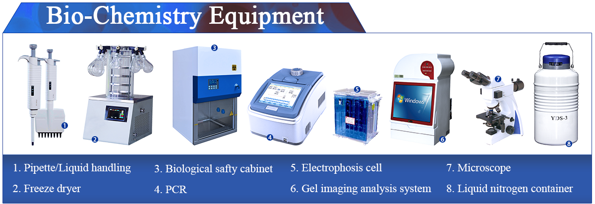 Bio-Chemistry Equipment