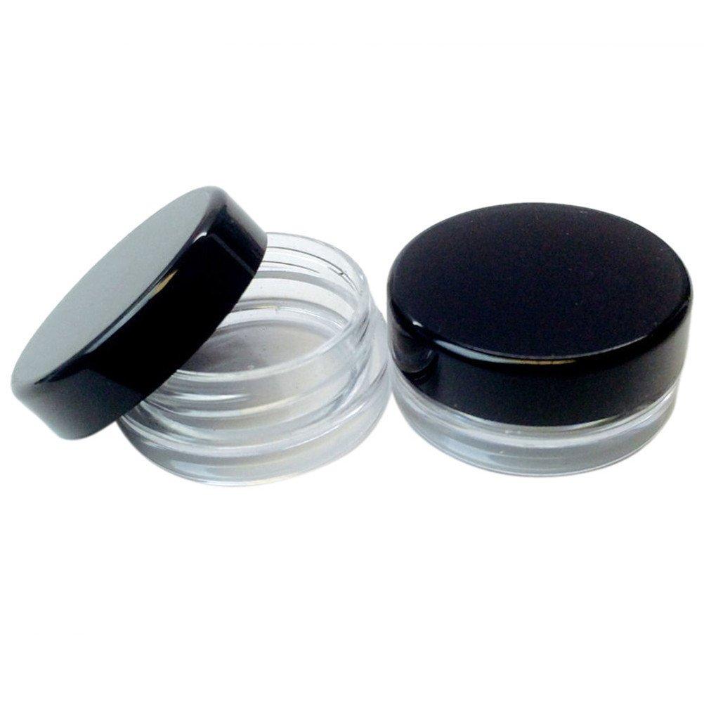 b786f583cbb1 Buy 25 Gm Golden Plastic Jars Empty Cosmetic Storage Containers ...