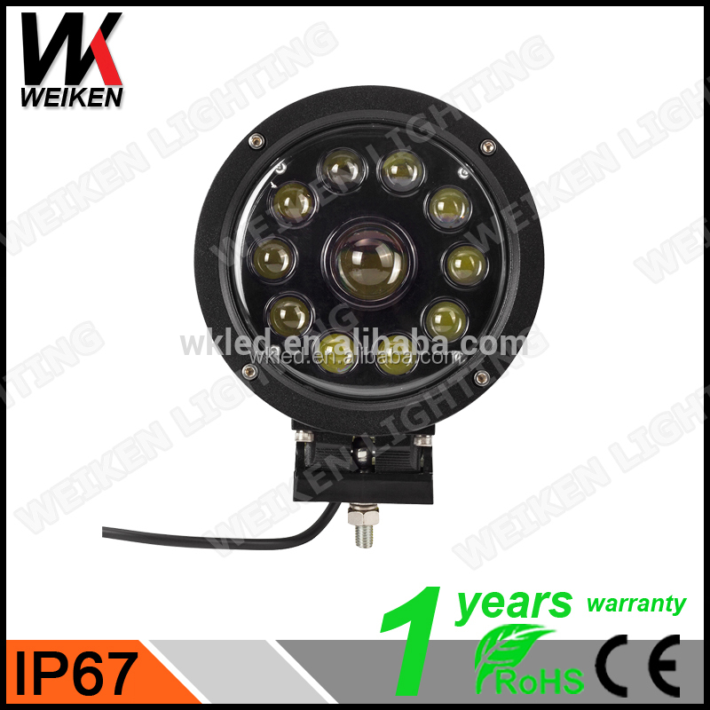 2016 New CE rohs approved CREEs spotlight/60w Led work light/12v 24v car spotlights for offroad