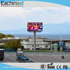 P12.8 Outdoor Parking Lot Scrolling Board Full Color SMD Led Sign Display
