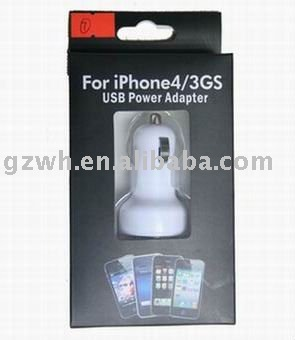 USB Power Adapter for iPhone 4 3Gs