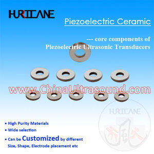 Piezo Ceramic for Ultrasonic Atomizer Transducer