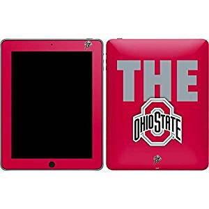 Ohio State University iPad Skin - OSU The Ohio State Buckeyes Vinyl Decal Skin For Your iPad