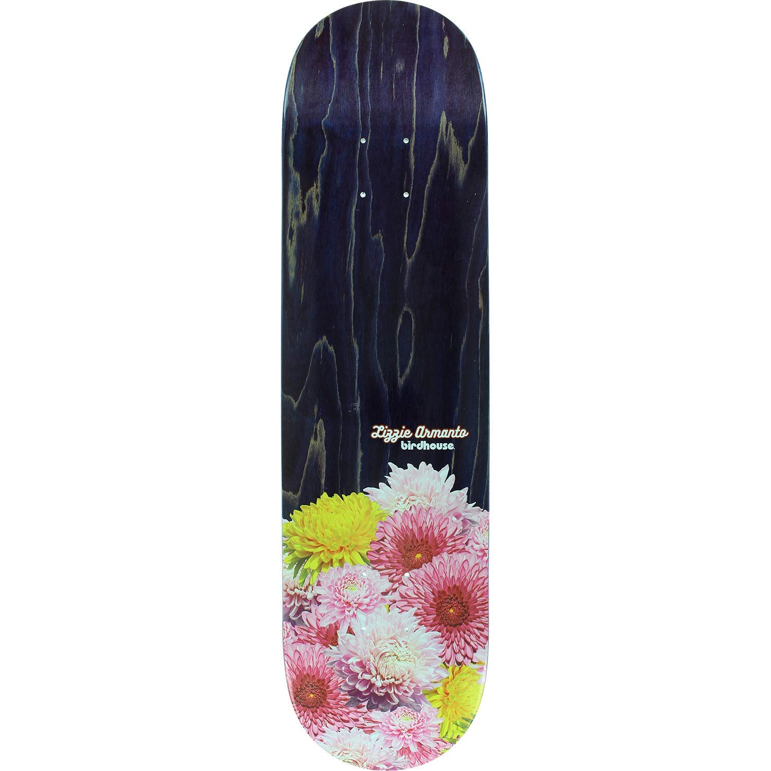Birdhouse Armanto Flowers Deck -8.0 Assembled as Complete Skateboard