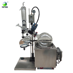 CE & ISO certified Distillation Equipment re-5250a 50L Large Rotary Evaporator price