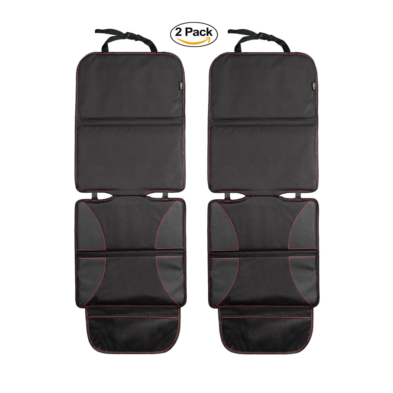 Parts & Accessories Interior Car Seat Protector Mat For Leather And Upholstery With Waterproof Underpad