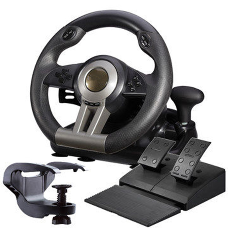 Brand New Car Steering Wheel Vibration