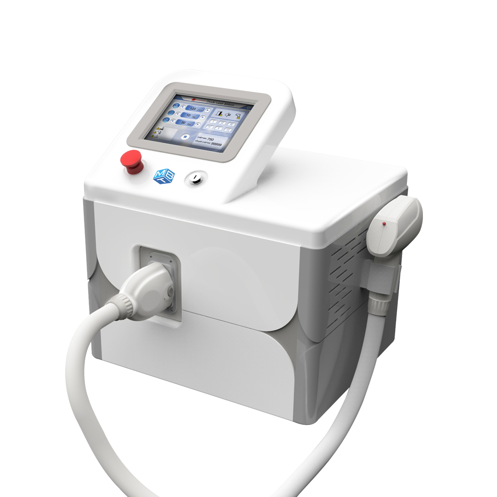 Salon Use 600 W 808 Diode Laser Hair Removal Machine Price With Germany Import Laser Bar