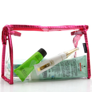 New Clear PVC Women Cosmetic Bag Promotion ODM/OEM Pouch