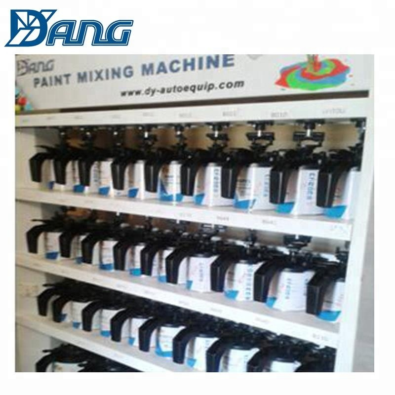 factory manufacture auto used paint mixing machine equipment price