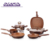 saucepot/saucepan/frypan ceramic technique cookware set non stick
