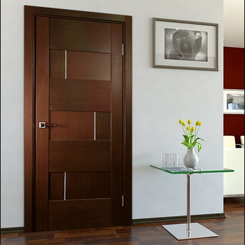 Do 099 high end villa solid wood entry room door design for High end entry doors