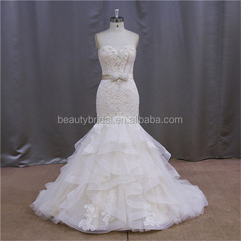 Heart Shaped Back Traditional Thai Wedding Dress On Sale - Buy ...
