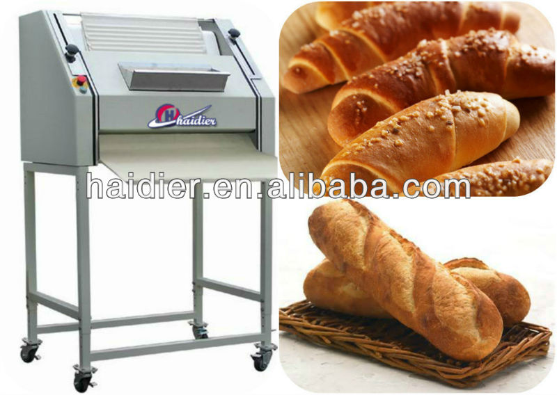 Commercial Dough Machines, French Baguettes Molder/Molding