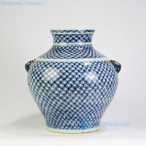 RZMD01 Far ancient treasure ceramic water jar
