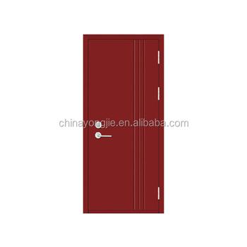 Zhejiang Yujie Manufacture Entry Doors Commercial Double Steel Doors