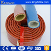 Cable and wire protective heat cover fire sleeve