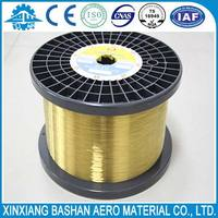 Soft Brass Wire 0.3mm For Wire Cut Machine