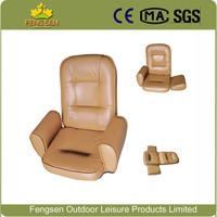 Adjustable PU Leather Folding Sofa