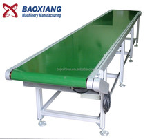Mini Aluminum Type Flat PVC Belt Conveyors