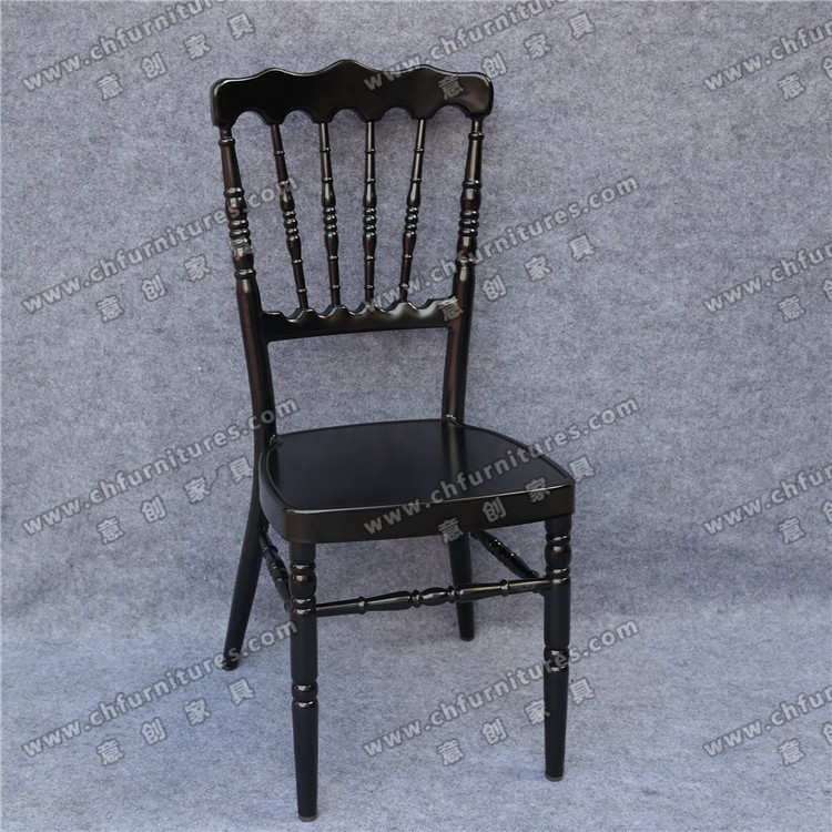 Chinese furniture imitate wood Napoleon wedding chair YCX-A39