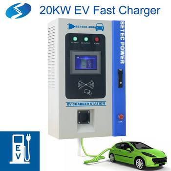 Wall Mount Ev Charger Wall Box Charger Home Charging Station