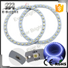 New angle eye DRL led halo strip light,CCFL led Halo rings Headlight Car Angel Eyes Kit Led Monty Eyes,battery powered led strip