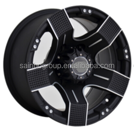 Alloy Wheels 13-24'', PCD 100-150 Car Alloy Rims Fit For Car 1730