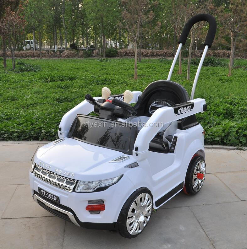 Push Easily Back Party Gift Power Wheels Ride On Car For Kids In India