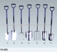 Stainless Spade and Fork, Stainless Border Spade& fork, specialized manufacture