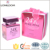 lonkoom 24K pink  perfume bottle pretty lady EDP wholesale perfume 100ml