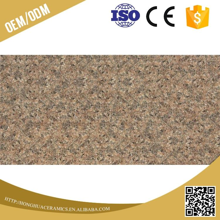 600x1200x5.5mm EP thin panel semi-polished building exterior decorative material terrace tile