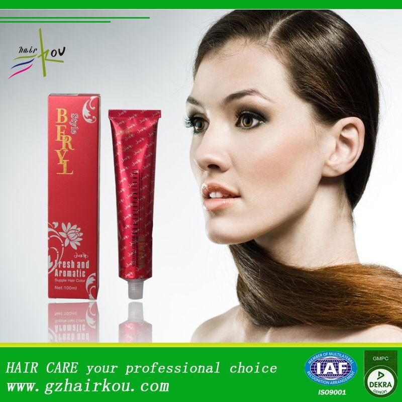 100ml No Ppd No Ammonia Korea Hair Dye Buy Korea Hair Dye100ml No