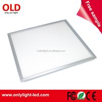 china product 36W led panel light 60 60 office lighting