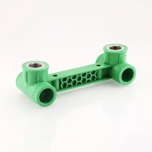 Reliable quality pprc pipes and fittings double seated female elbow