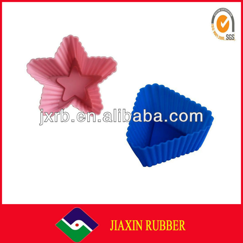 Various and beautiful silicone elastomer