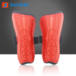High quality SHIWEI--6008# hockey shin pads custom soccer shin guard for sale