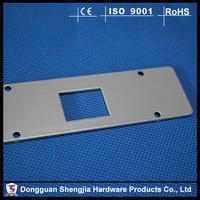 High quality precision oem cnc sheet metal fabrications