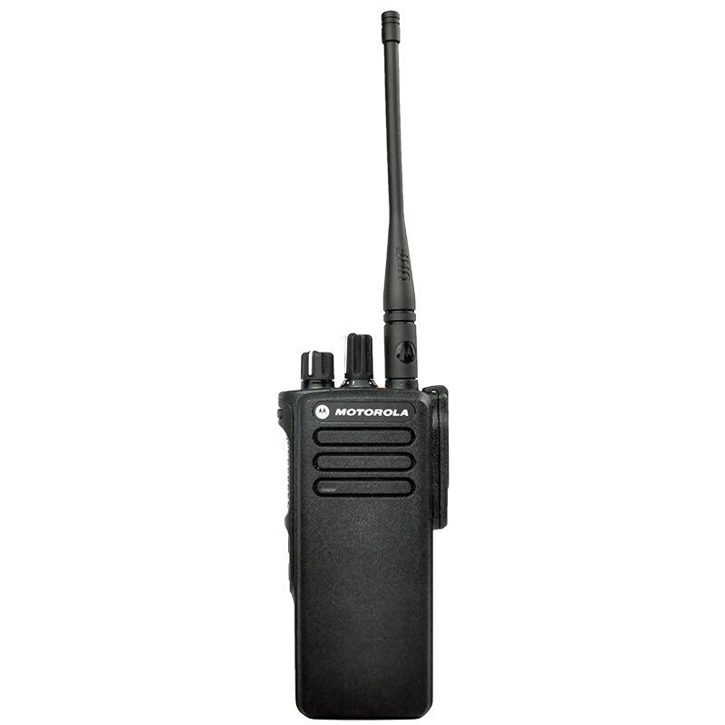 Motorola DMR portable radio P8608 with complete accessories digital two way radio UHF and VHF