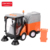 zhorya new 1:16 scale plastic city clean auto battery operated vacuum garbage truck toy