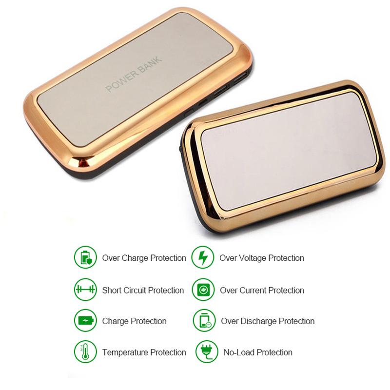 Chấp nhận paypal, nhà cung cấp Trung Quốc xách tay ultra slim 10000mah powerbank, quà tặng khuyến mãi battery charger ngân hàng điện