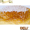 From natural extract honey comb