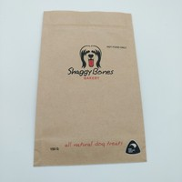 Chinese chestnut kraft packaging paper bag with greaseproof / Sack Kraft Paper bag with bulk quantity and cheap price